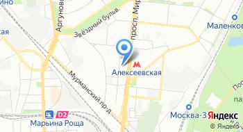 Voskovok.net на карте