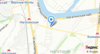 Первая Московская школа бизнеса при Президенте РФ на карте
