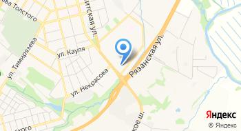 Управление Федеральной службы по ветеринарному и фитосанитарному надзору по городу Москва, Московской и Тульской областям на карте