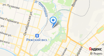 Тульский филиал нефтебаза Туланефтепродукт на карте