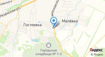 Магазин РаББер на карте