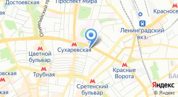 Интернет-магазин ShoesFoYou на карте