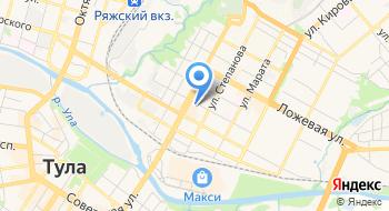 L-Джинс на карте