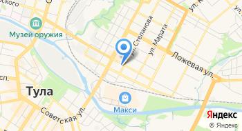 Сауна Уют на карте