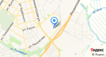 МБОУ Центрального района г. Тулы, центр образования №37 на карте