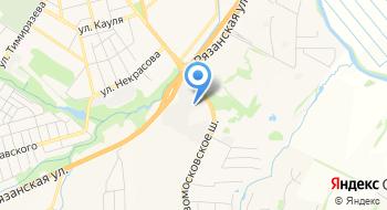 Колор-Маркет на карте
