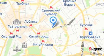 Московская областная организация общества знание России на карте