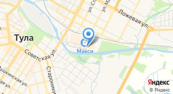 Мануфактория на карте