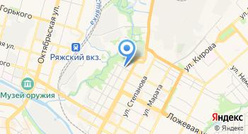 Интернет-магазин Z71.ru на карте
