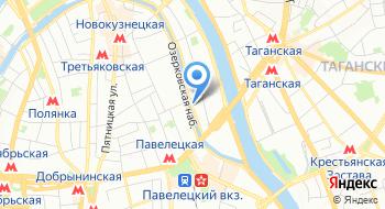 Катерпиллар Файнэншл на карте