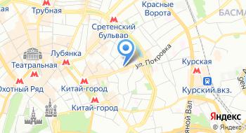 Юридическая компания Urvista на карте