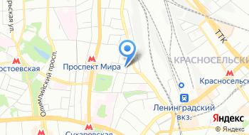 Химмашэкспорт на карте