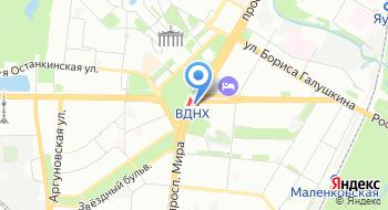 РАППА Экспо на карте