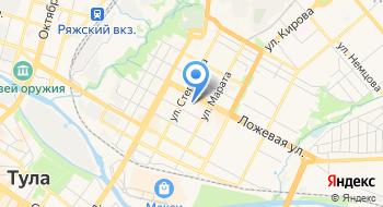 Тульская Областная Федерация Айкидо на карте