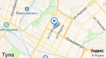 Интернет-магазин Techport.ru на карте