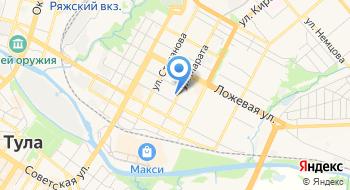 ГУЗ Городская больница № 9 поликлиника № 3 на карте