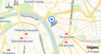 Российский союз промышленников и предпринимателей на карте