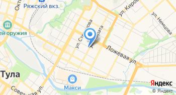 Магазин Русские традиции на карте
