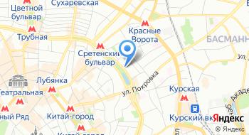 Чехия.ру на карте