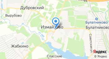 ЖК Новобулатниково на карте