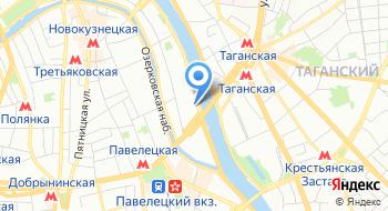 Фотограф Лиза Свистунова на карте