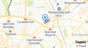 ФГБУ Российский сельскохозяйственный центр на карте