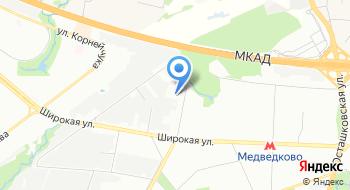 Русь-Авто на карте