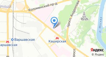 Национальный союз Ассоциация онкологов России на карте