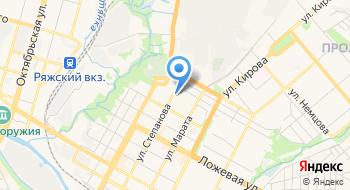 Отдел ЗАГС по Пролетарскому району г. Тулы на карте