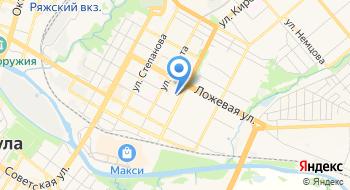 Магазин Квадратный метр на карте