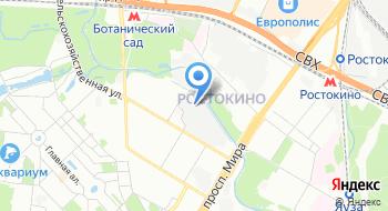 Специальное конструкторско-технологическое бюро по электрохимии с опытным заводом на карте