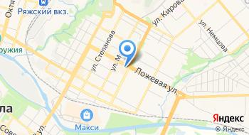 Кортеж71.РФ на карте