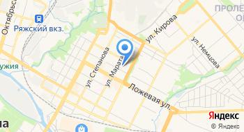 ПКБ Теплопроект на карте
