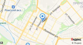 СтройСберКасс на карте