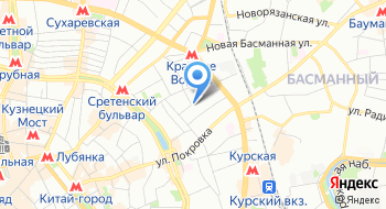 Экоинпром на карте