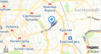 Центр психологии и тренинга Марии Минаковой на карте