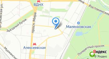 Компания Финсклад на карте