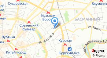 Интернет-магазин Moleskines.ru на карте