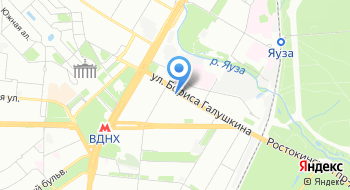 Лутонюшка-М на карте
