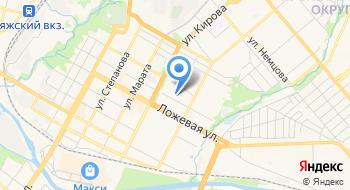 МБДОУ Пролетарского района г. Тулы Детский сад №143 на карте