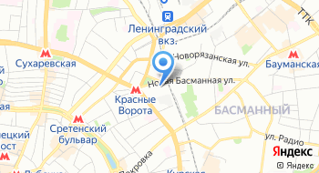 Априори на карте
