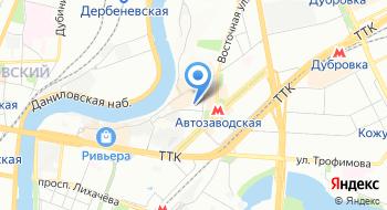 Штрих-М на карте