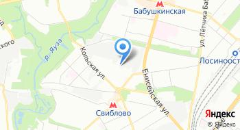 НПФ Лионик на карте