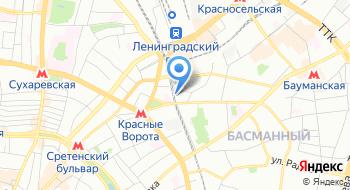 БетЭлТранс на карте