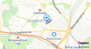 Экопок на карте