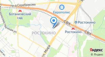 Меховая фабрика Татьяны Дорожкиной на карте