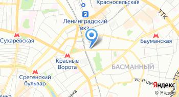 Петровская иконописная мастерская на карте