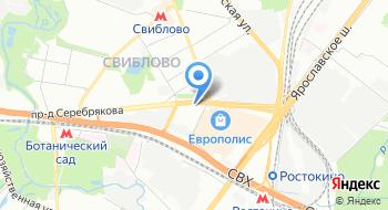 Аттракционы России на карте