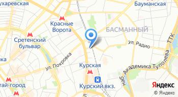 Интернет-магазин 4x4max на карте