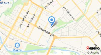 ГУ ТО Социально-реабилитационный центр для несовершеннолетних № 1 на карте